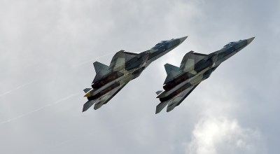 Russia deploys two more experimental 5th generation fighters to Syria, and starts a propaganda campaign to suit