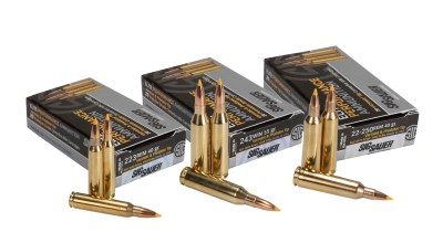 SIG SAUER® Introduces New Varmint & Predator Elite Performance Ammunition