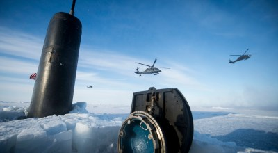 Where America's military might doesn't reach: The threat of Russian dominance in the Arctic