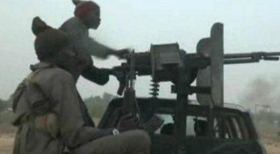 Nigeria's Military Rescues 76 Schoolgirls After Boko Haram Attack