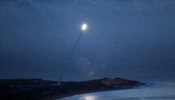 Test of the land-based Aegis missile defense system fails in Hawaii