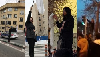 Iranian anti-hijab movement continues to grow
