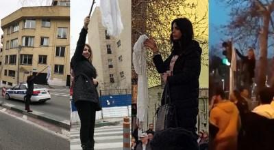 Iranian anti-hijab movement continues to grow