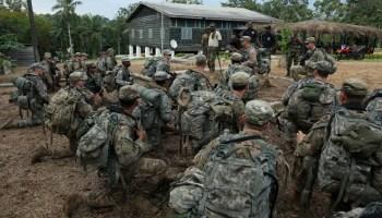 Loadout Room photo of the day: Jungle Warfare School