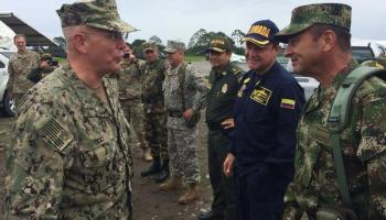 "Colombia Calls Venezuela's Fear of Invasion ""Ridiculous"""