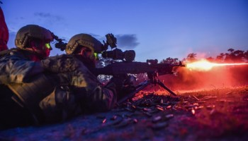 Loadout Room photo of the day: Marine Special Operations School Individual Training Course