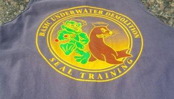 A T-shirt got me through Navy SEAL training Hell Week (Pt. 1)