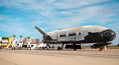 China's military is developing its own answer to America's X-37 drone shuttle