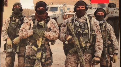 ChVK Vagner mercenaries speak out about the nature of their work