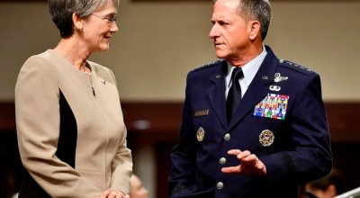 Air Force Chief of Staff: 'We're going to be fighting from space in a matter of years'