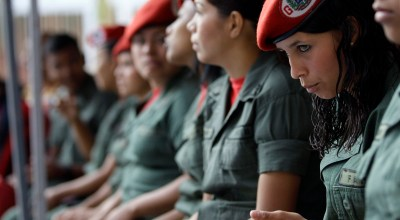A look at sexual assault in militaries around the world