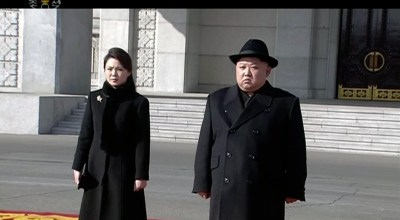 South Korean report: North Korea's Kim says he's willing to relinquish nukes in talks with US