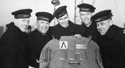 Watch: USS Juneau wreckage is discovered — the ship on which the Sullivan brothers were lost