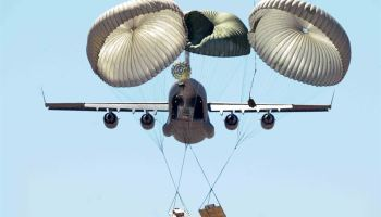 Airdrop Training from a C-17 Globemaster III