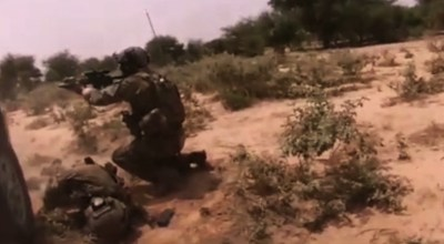 Breaking: Footage of ISIS ambushing U.S. Special Forces in Niger
