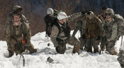 Soldiers in Vermont Mountain Warfare School Injured in Avalanche