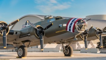 B-17F Memphis Belle™ Exhibit Opening Events Set for May 17-19, 2018!