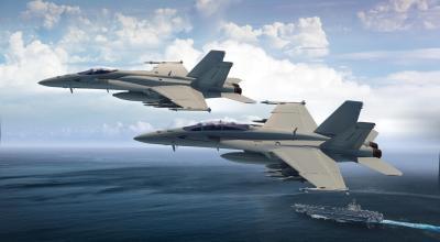 Boeing set to begin Block III upgrades on the Navy's fleet of Super Hornets