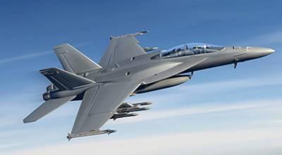 Watch: Boeing's F/A-18 Super Hornet Block III Upgrade