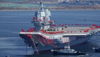 China Claims it is Ready to Build Larger Aircraft Carriers