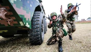 China Modernizing Military by Increasing Spending by 8 Percent