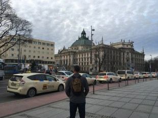 Somewhere in Munich