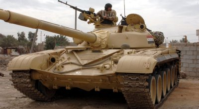 General Dynamics considers pulling out of Iraq