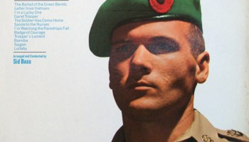 On This Day in 1966, Barry Sadler's Ballad of the Green Beret Goes to #1