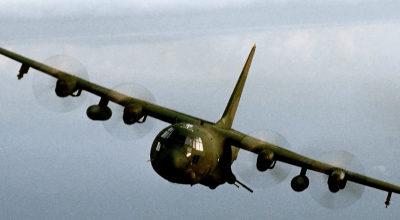 Watch: AC-130 Spectre | The Ranger God in the sky
