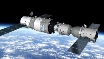 Out of control Chinese space station expected to reenter earth's atmosphere within weeks