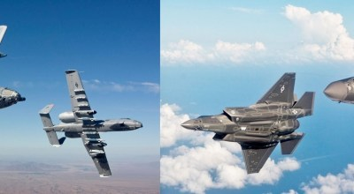 The Air Force may finally pit the legendary A-10 against the F-35 in an air support fly off next month
