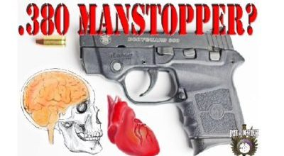 Does Anyone Consider the .380 ACP a Manstopper?