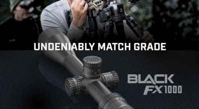 Nikon Introduces Match-Ready First Focal Plane Riflescope