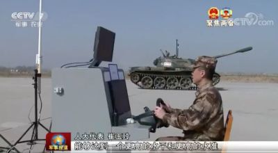China testing plan to turn thousands of outdated tanks into drone warfighters
