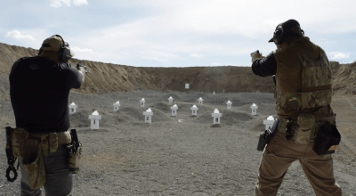 SOFREP TV Field Notes: Running the Tombstones at Shaw Shooting