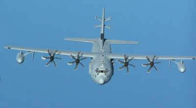 SOCOM Commander: Russia is using electronic warfare to 'disable' SOCOM aircraft over Syria