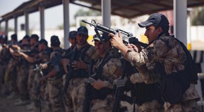 "Iraq plans to enter Syria to ""fight terrorism"""
