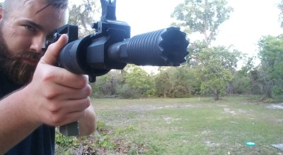 Tame Short Barrel Madness with the Troy Claymore
