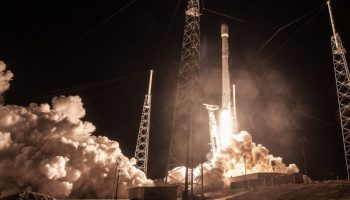 SpaceX's classified Zuma mission confirmed a failure - but it was Northrop Grumman's fault