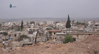 The Syrian Observatory for Human Rights reports on Afrin