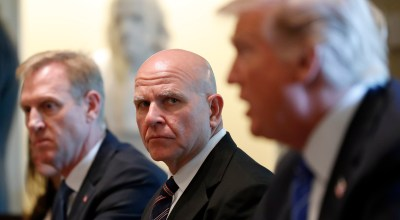 As Trump tip toes around Putin, departing McMaster claims we have 'failed to impose sufficient costs' on Russia