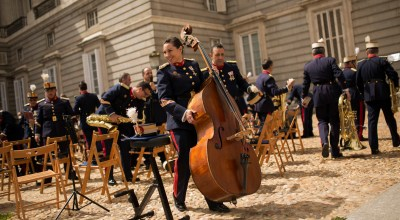 A look at military bands around the world