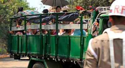 8,500 political prisoners freed in Burma