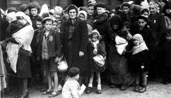 "The World's Holocaust Remembrance Day, ""Never Again"""