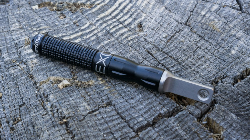 Exotac nanoSTRIKER XL: The best ferro-rod available