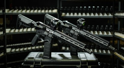 The Latest in the SAINT™ Line is Here:  The SAINT and SAINT EDGE Short-Barreled Rifles (SBR)