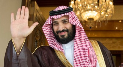 Saudi Crown Prince: Israel Has a Right to its Own Land