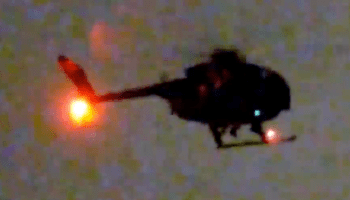 Black helicopters over Manhattan for JSOC training exercise