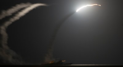 Russia caught lying again: Syrian defenses launched 2 missiles during allied strike, intercepted nothing