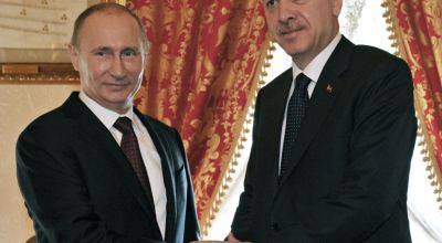 Russia, Turkey make for strange bedfellows